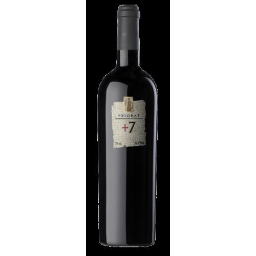 Sarkanvīns Pinord +7 2016 14.5% 0.75L