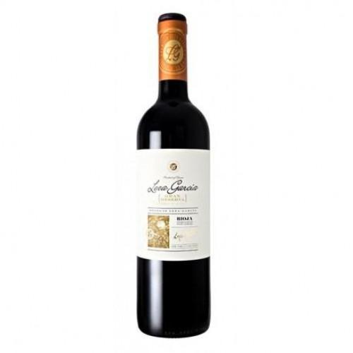 Sarkanvīns Leza Garcia Gran Reserva 2012 14% 0.75L