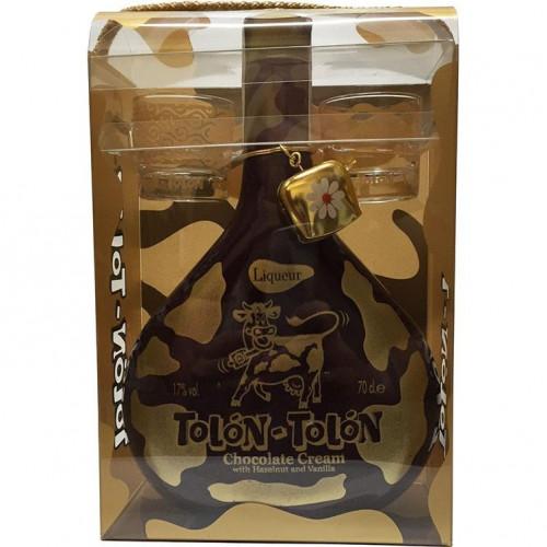 Liķieris Chocolate Cream Tolon Tolon 17% 0.7L