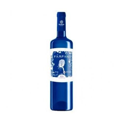 Baltvīns Pampano Semidulce 2020 12% 0.75L