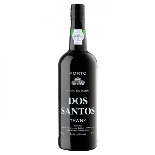 Deserta vīns Porto dos Santos 19% 0.75L