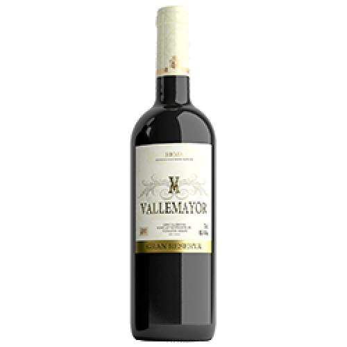 Sarkanvīns Vallemayor Gran Reserva 2010 14% 0.75L