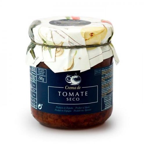 Kaltētu tomātu krēmveida pastēte, 190g