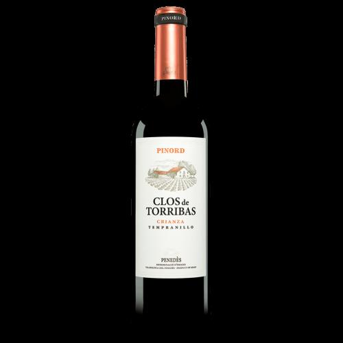 Sarkanvīns Clos Torribas Crianza 2017 12.5% 0.75L