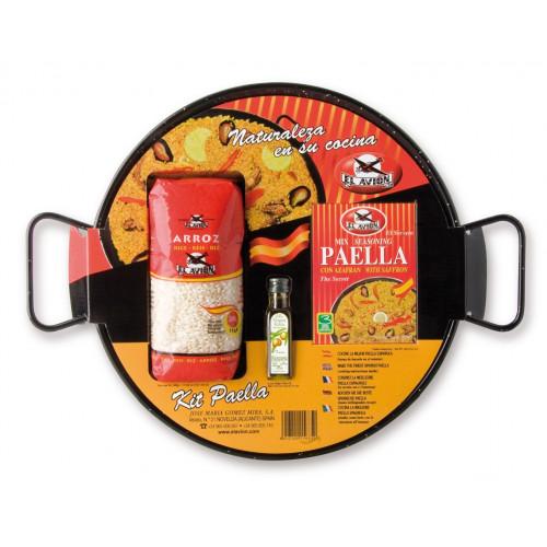 Komplekts Spāņu paeljas pagatavošanai (lielais)