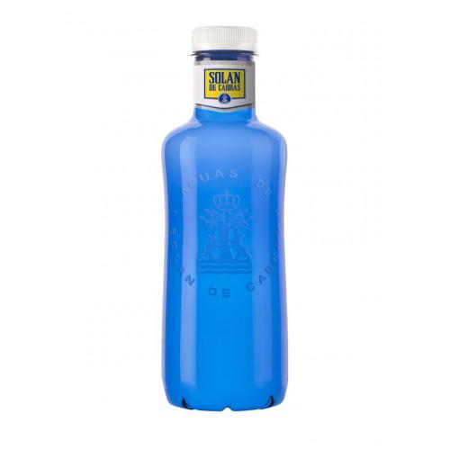 Negāzēts dabīgais minerālūdens Solan de Cabras, 0.75L
