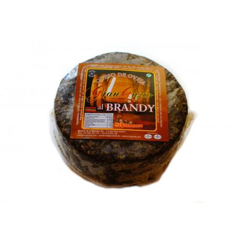 Aitas siers Oveja al Brandy, noturēts brendijā, 200g