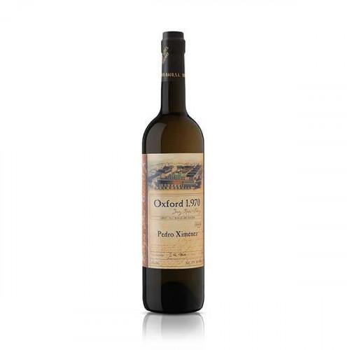 Deserta vīns Oxford 1.970 Pedro Ximenez 17% 0.5L