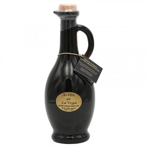 Aukstā  spieduma Extra Virgen olīveļļa Aceite de La Vega, 500ml