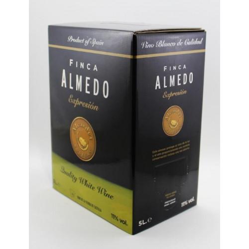 Baltvīns Finca Almedo Expresion Blanco 11% 5L