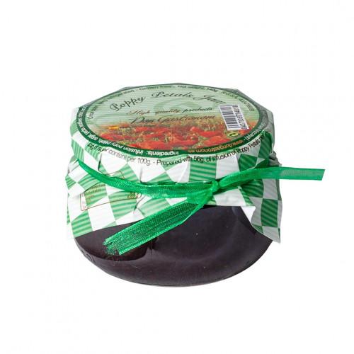 Magoņu ziedlapu džems, 140g
