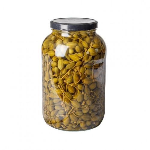 Kaperu ogas etiķa marinādē, 1.8kg