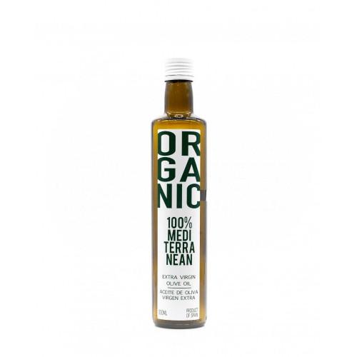 Olīveļļa Organic Mediterranean Extra Virgen, 500ml