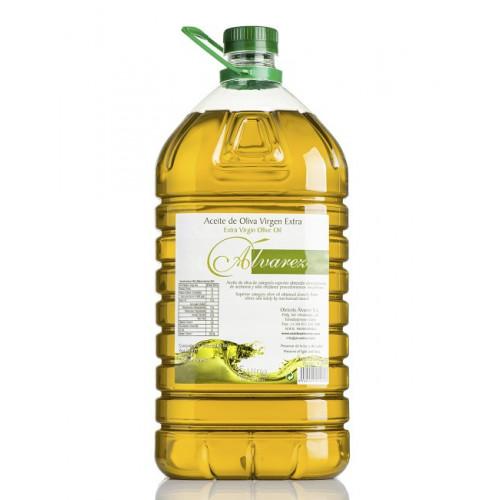 Pirmā aukstā spieduma olīveļļa Alvarez, 0,5L