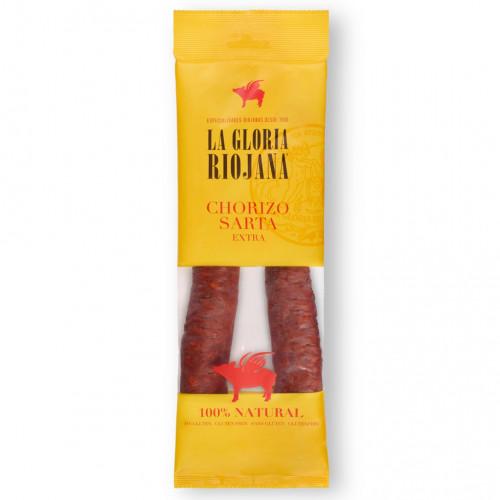 Vītināta cūkgaļas desa Chorizo Sarta Extra Dulce, ~280g/gab
