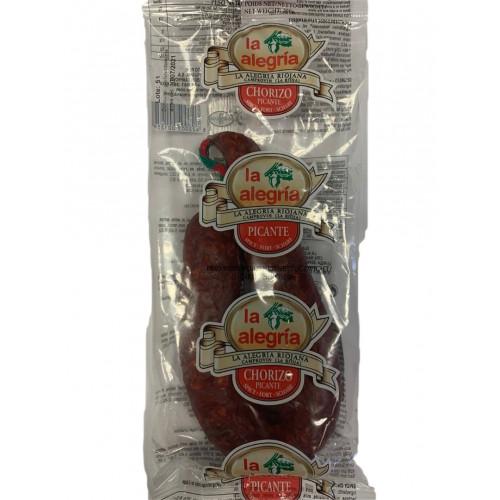 Vītināta cūkgaļas desa Chorizo Sarta Extra Picante, 200g/gab