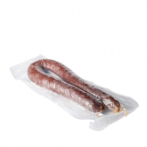 Vītināta liellopu gaļas desa Salchichon, 100g