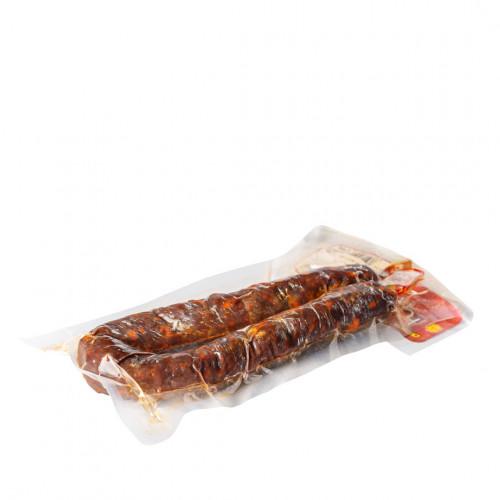 Vītināta zirga gaļas desa Chorizo, 100g