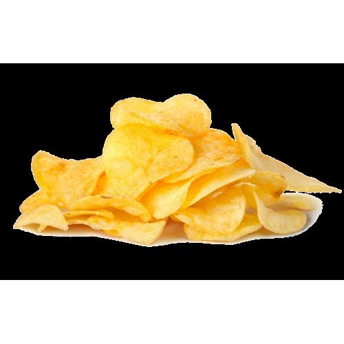 Kartupeļu čipsi ar vītinātas gaļas Jamon garšu, 40g