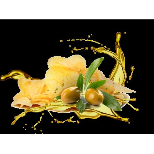 Kartupeļu čipsi ar olīveļļu, 40g