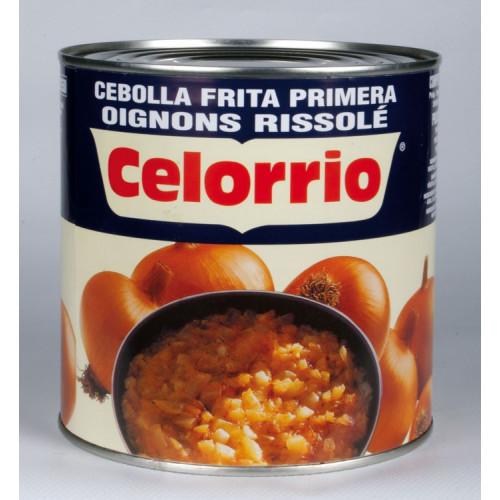 Konservēti cepti sīpoli, 2.6kg