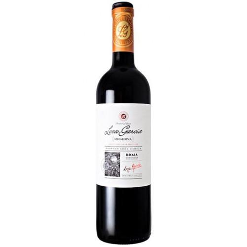 Sarkanvīns Leza Garcia Crianza 2016 13.5% 0.75L