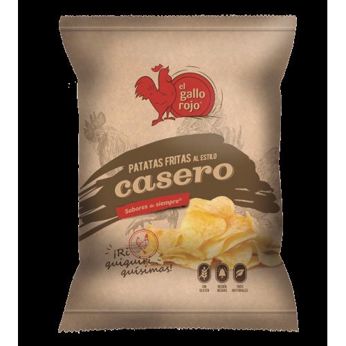 Mājas kartupeļu čipsi, 160g