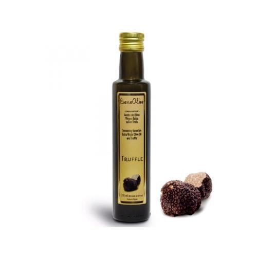 Olīveļļa ar melno trifeļu garšu, 250ml