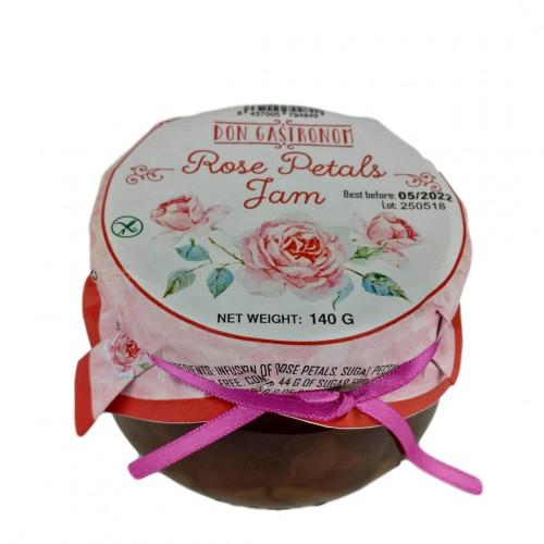 Rožu ziedlapu džems, 140g