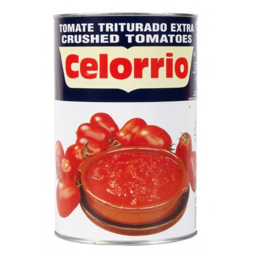 Smalcināti tomāti savā sulā, 2.5 kg