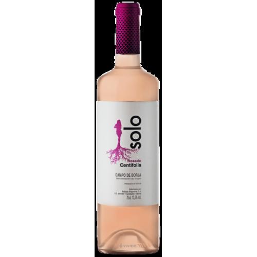 Rozā vīns Solo Garnacha 2019 13.5% 0.75L