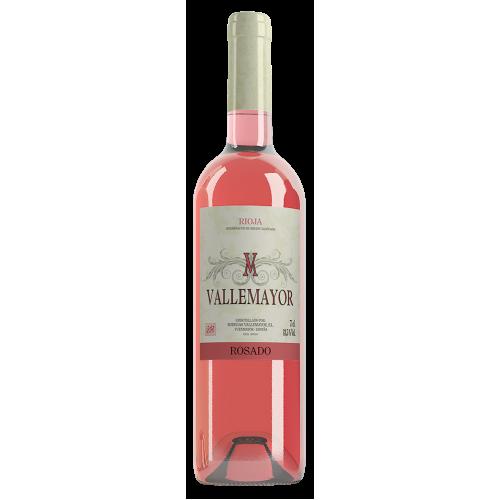 Rozā vīns Vallemayor 2019 13% 0.75L